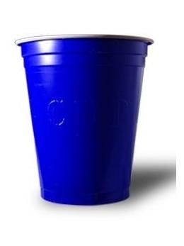 gobelets americain bleu