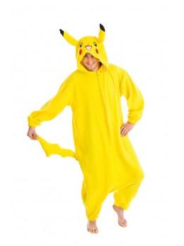 Déguisement animal manga jaune