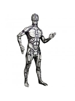 morphsuit robot androide