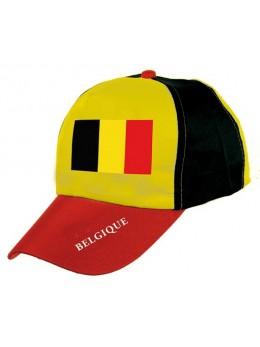 casquette supporter Belgique