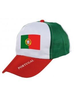 casquette supporter Portugal