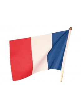 drapeaux de table France