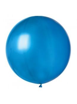 ballon géant bleu roi