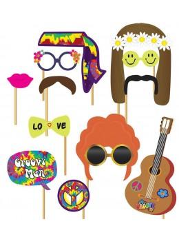 kit photobooth Hippie