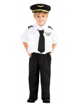 déguisement pilote enfant