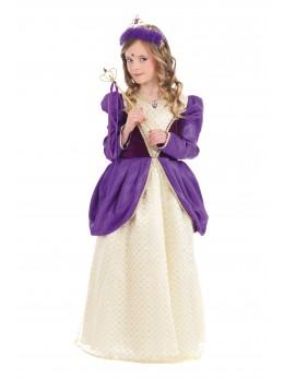 déguisement princesse médiévale enfant