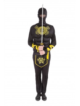Déguisement ninja adulte