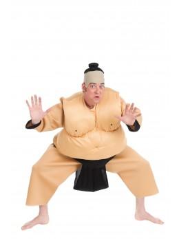 déguisement sumo adulte