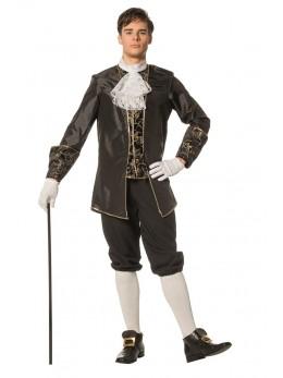 déguisement marquis noir