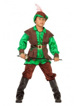 Déguisement Robin des bois enfant