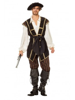 Déguisement pirate Grande taille