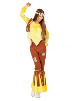 déguisement femme hippie