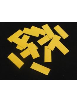 Canon à confetti jaune 60cm