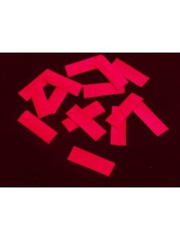 Canon à confetti rouge 60cm