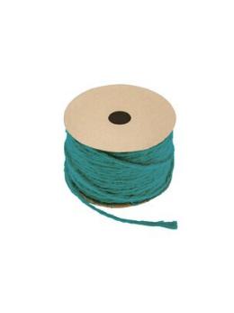 Corde naturelle turquoise 1.5mmx20m