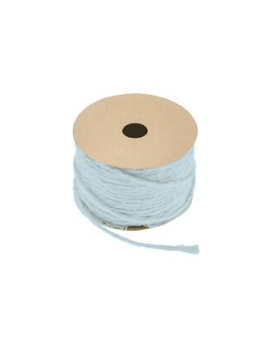 Corde naturelle bleu pastel 1.5mmx20m