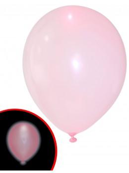 ballon led rose