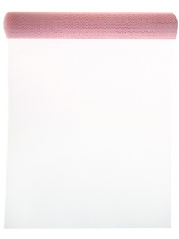 Tulle grande largeur rose
