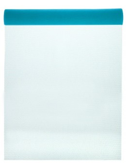 Tulle grande largeur turquoise