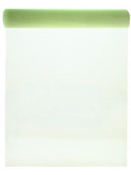 Tulle grande largeur vert lime