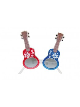 Lunettes guitare hawaienne