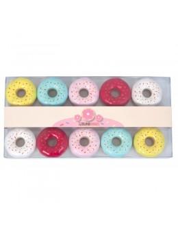 Guirlande donuts lumineuse