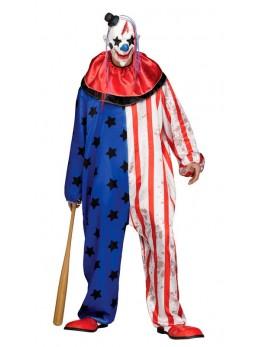 Déguisement de clown tueur