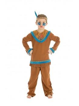 Déguisement indien sioux enfant