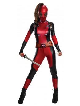 Déguisement Deadpool femme
