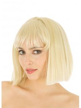 perruque crazy blonde