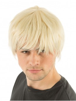 perruque harry blonde