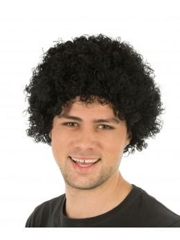 perruque pop noire