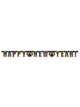 Guirlande Happy new year