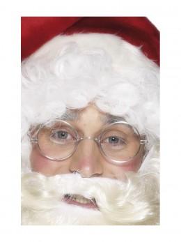 Lunettes du Père Noël sans verre