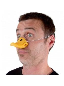 nez bec de canard