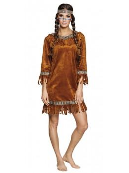 Déguisement robe indienne