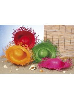 chapeaux antillais couleur
