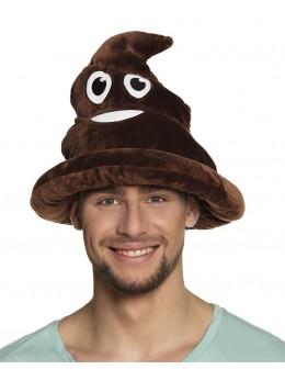 Chapeau emoji Crotte