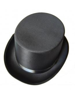 Gibus haut de forme conscrit noir