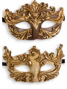 masque loup baroque
