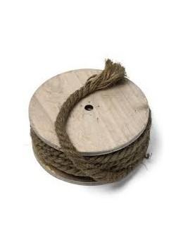 Bobine corde marine
