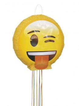 Pinata Emoji smiley à tirer