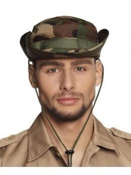 Chapeau camouflage