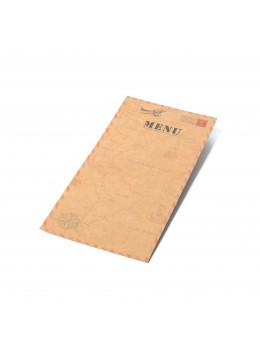 10 cartes menus voyage