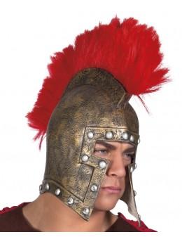 casque gladiateur latex