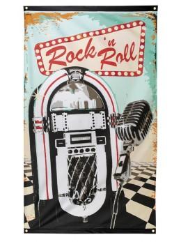 Drapeau Rock'n roll