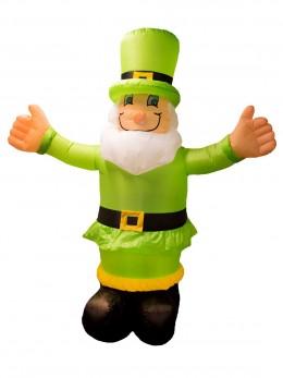Leprauchun Saint Patrick gonflable