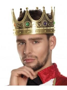 couronne de roi luxe