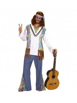 Déguisement homme Hippie Woodstock