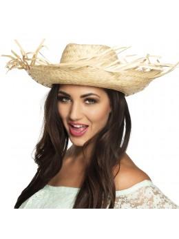 chapeau hawai naturel